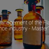 Maîtrise (MSc) en Gestion de l'industrie des arômes et parfums